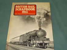 BRITISH RAIL SCRAPBOOK 1955 (Adams & Whitehouse 1976)